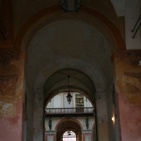 Archi del palazzo - Elesorez - Guastalla (RE)