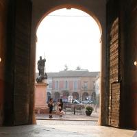 Uno sguardo da palazzo ducale - Elesorez - Guastalla (RE)