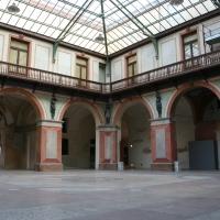 Portici intenri di palazzo - Elesorez - Guastalla (RE)