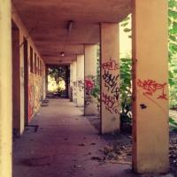 Portico d'accesso ex Reggiane - Ceci.melani - Reggio nell'Emilia (RE)