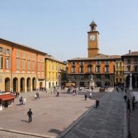 Piazza Prampolini Reggio Emilia-2 - Lorenzo Gaudenzi - Reggio nell'Emilia (RE)
