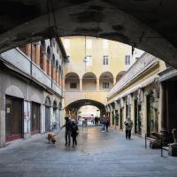Portico Broletto Reggio Emilia-2 - Lorenzo Gaudenzi - Reggio nell'Emilia (RE)