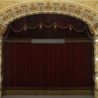 Teatro Municipale Romolo Valli sipario 1 - Lorenzo Gaudenzi - Reggio nell'Emilia (RE)