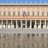 Teatro Municipale Romolo Valli esterno 2 - Lorenzo Gaudenzi - Reggio nell'Emilia (RE)
