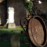 Cimitero Napoleonico Croce e lapide - Claudio9197 - Cavriago (RE)
