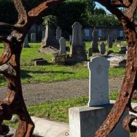 Cimitero Napoleonico Cornice con lapidi - Claudio9197 - Cavriago (RE)