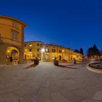 Piazza Zanti ex-municipio Cavriago - Giuseppe Ferrari - Cavriago (RE)