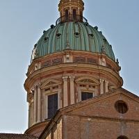 L'imponente cupola che domina la città - Caba2011 - Reggio nell'Emilia (RE)