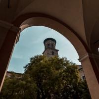 Chiostro Ostello della Ghiara shot by 9thsphere - 9thsphere - Reggio nell'Emilia (RE)