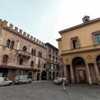 Piazza Del Monte shot by 9thsphere - 9thsphere - Reggio nell'Emilia (RE)