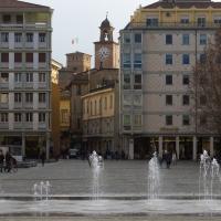 Piazza martiri 7 luglio - Elisabetta Bignami - Reggio nell'Emilia (RE)