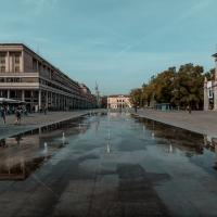 Piazza Martiri 7 Luglio shot by 9thsphere - 9thsphere - Reggio nell'Emilia (RE)
