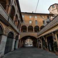 Portico del Broletto shot by 9thsphere - 9thsphere - Reggio nell'Emilia (RE)