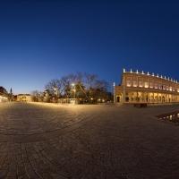 Teatro Municipale e piazza della Vittoria Reggio Emilia - Giuseppe Ferrari - Reggio nell'Emilia (RE)