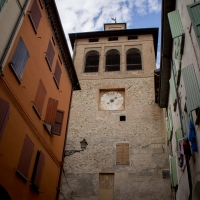 Torre dell'orologio 2, Scandiano - Arianna Perez - Scandiano (RE)