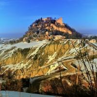 Neve al Castello di Canossa - Caba2011 - Canossa (RE)