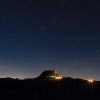 Castello di Canossa in notturna - SimoneLugarini - Canossa (RE)