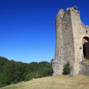 Castello di Carpineti - particolare foto di: |sandro beretti| - sandro beretti