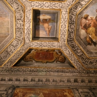 Sisto badalocchio e altri, soffitto della sala di giove, 1603, 08 - Sailko - Gualtieri (RE)