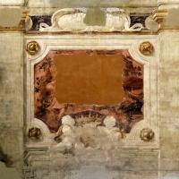 Pier francesco battistelli e aiuti, affreschi con scene dell'orlando furioso e della gerusalemme l. tra telamoni, 1619-28, 22 - Sailko - Gualtieri (RE)