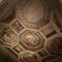 Sisto badalocchio e altri, soffitto della sala di giove, 1603, 02 - Sailko - Gualtieri (RE)