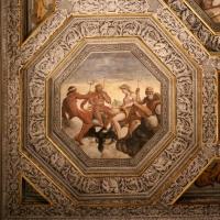 Sisto badalocchio e altri, soffitto della sala di giove, 1603, 11 gli dei signori dei 4 elementi - Sailko - Gualtieri (RE)