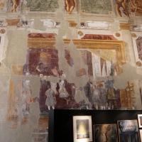 Giovanni da san giovanni (e ippolito provenzale), fasti bentivoglio, Investitura di Cornelio Bentivoglio a generalissimo di Gregorio XIII, 1628, 01 - Sailko - Gualtieri (RE)