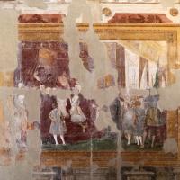 Giovanni da san giovanni (e ippolito provenzale), fasti bentivoglio, Investitura di Cornelio Bentivoglio a generalissimo di Gregorio XIII, 1628, 02 - Sailko - Gualtieri (RE)