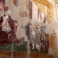 Giovanni da san giovanni (e ippolito provenzale), fasti bentivoglio, Investitura di Cornelio Bentivoglio a generalissimo di Gregorio XIII, 1628, 07,1 - Sailko - Gualtieri (RE)