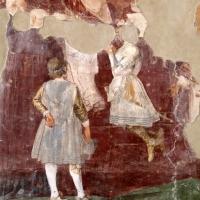 Giovanni da san giovanni (e ippolito provenzale), fasti bentivoglio, Investitura di Cornelio Bentivoglio a generalissimo di Gregorio XIII, 1628, 09,1 - Sailko - Gualtieri (RE)