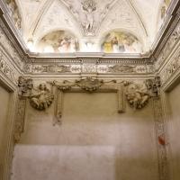 Gualtieri, palazzo bentivoglio, cappella, storie della vergine di scuola emiliana del 1605, 01 - Sailko - Gualtieri (RE)