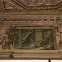 Gualtieri, palazzo bentivoglio, sala di giove, fregio con storie di roma da tito livio, 1600-05 circa, 09 tarpea - Sailko - Gualtieri (RE)