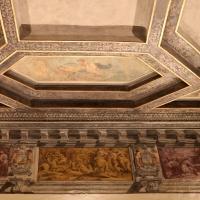 Gualtieri, palazzo bentivoglio, sala di icaro, fregio con storie di roma da tito livio, 1600-05 circa, 02 - Sailko - Gualtieri (RE)