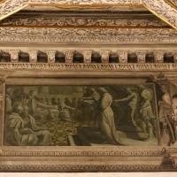 Gualtieri, palazzo bentivoglio, sala di giove, fregio con storie di roma da tito livio, 1600-05 circa, 05 - Sailko - Gualtieri (RE)