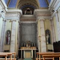 Gualtieri, collegiata della madonna della neve, interno, cappella laterale 01 - Sailko - Gualtieri (RE)