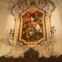 Gualtieri, collegiata della madonna della neve, interno, coro 02 - Sailko - Gualtieri (RE)