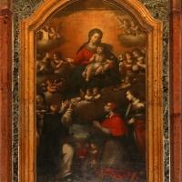 Scuola parmense, madonna del rosario, xvi secolo 03 - Sailko - Gualtieri (RE)