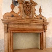 Guastalla, palazzo ducale, interno, camino - Sailko - Guastalla (RE)