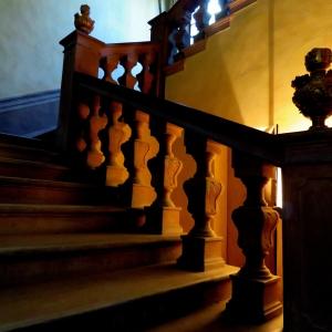 Castello di Bianello - Scalinata foto di: |Giacopini Vito| - Archivio fotografico del castello