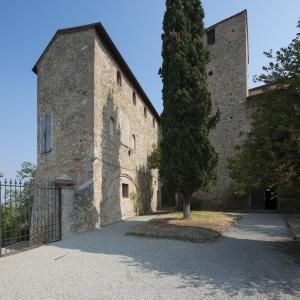 Castello di Bianello - Veduta foto di: |IBC Regione Emilia Romagna Andrea Scardova| - IBC