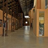Corridoio interno del Tecnopolo - Caba2011 - Reggio nell'Emilia (RE)