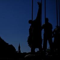 """Monumento ai caduti in piazza """"Martiri sette luglio"""" - Caba2011 - Reggio nell'Emilia (RE)"""