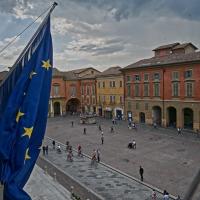 Piazza Prampolini-La piazza principale di Reggio Emilia - Caba2011 - Reggio nell'Emilia (RE)