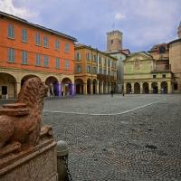 """Piazza San Prospero o """"Piasa cecà"""" - Caba2011 - Reggio nell'Emilia (RE)"""