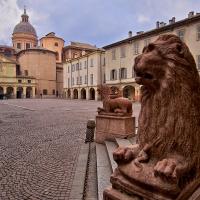 I guardiani di piazza San Prospero - Caba2011 - Reggio nell'Emilia (RE)