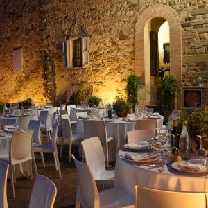 Castello di Rossena - Serata a Rossena foto di: Emanuela Rabotti - Associazione Culturale Matilde di Canossa