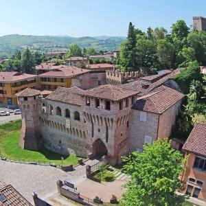 Rocchetta di Castellarano - Rocchetta di Castellarano - Panoramica foto di: Daniele Morandi - Comune di Castellarano