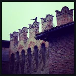 Rocchetta di Castellarano - Rocchetta di Castellarano - L'Aquila d'Argento foto di: Pro Loco Castellarano - Pro Loco Castellarano