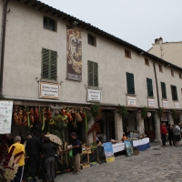 Palazzo della Ragione a colori - Luca - Pennabilli (RN)