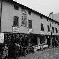 Palazzo della Ragione - Le logge - Luca - Pennabilli (RN)
